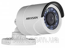 3 Мп  IP видеокамера Hikvision DS-2CD2035FWD-I/4мм c детектором лиц и Smart функциями