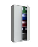 Шкаф металлический архивный ШМА 2-915-370