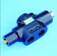 Селекторный клапан 3/2 - 1 дюйм Hyva