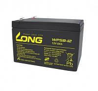 Аккумуляторная батарея 12В 8А*ч Long WPS8-12