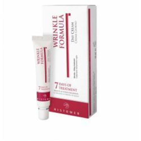 Wrinkle Формула против морщин Крем 7 DAYS для кожи вокруг глаз и лица 15 мл. Histomer
