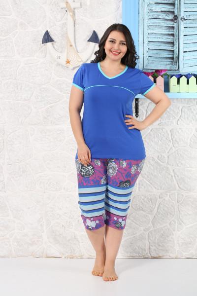 c45e0117262dd Домашний костюм (пижама) больших размеров SEXEN 41304 - Интернет-магазин