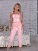 "Пижама с бриджами тм ""Роксана"""