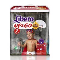 Трусики Libero Up&Go 7 XL Plus (16-26 кг) 18 шт.