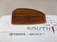 Toyota Tundra 2007-17 левый поворотник указатель повторитель поворота левого зеркала Новый Оригинальный