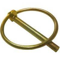 Шплинты с кольцом L=36-45 mm, d=4.5-11 mm (набор 50шт)