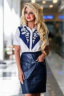 Стильная блуза 2309