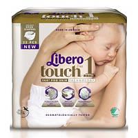 Подгузники Libero Touch 1 (2-5 кг) 22 шт
