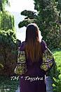 Вышиванка платье бохо, вышиванка лен, этно, стиль бохо шик, вишите плаття вишиванка, Bohemian, этно стиль, фото 3