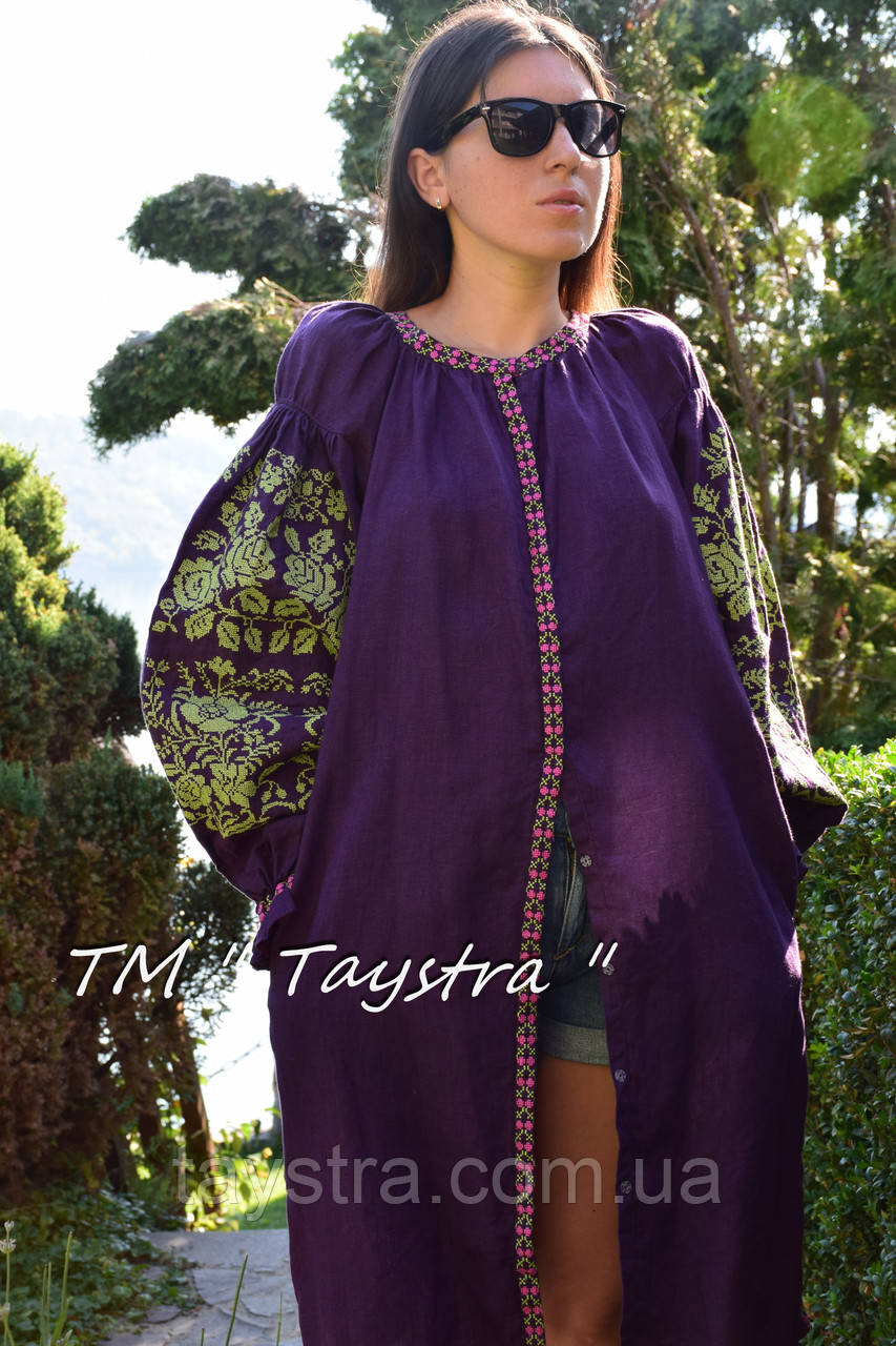 Вышиванка платье бохо, вышиванка лен, этно, стиль бохо шик, вишите плаття вишиванка, Bohemian, этно стиль