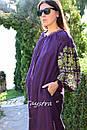 Вышиванка платье бохо, вышиванка лен, этно, стиль бохо шик, вишите плаття вишиванка, Bohemian, этно стиль, фото 6