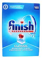 Finish таблетки для мытья посуды в посудомоечных машинах Classic Powerball (100 шт) Венгрия