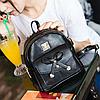 Мини рюкзак с бантиком, фото 2