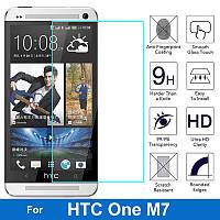 Защитное стекло Glass для HTC One M7 801e