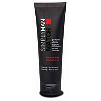 Гель для волос сильной фиксации Nouvelle Simply Man Match Wet Look Strong Gel