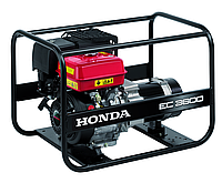 Бензиновый генератор Honda EC3600 GV (3,6 кВт)