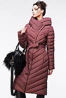 Длинное зимнее женское пальто Фелиция Нью Вери (Nui Very) в Украине по низким ценам