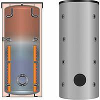 Буферная емкость для отопления Meibes SPSX 400 (мультибуфер, несколько источников тепла)