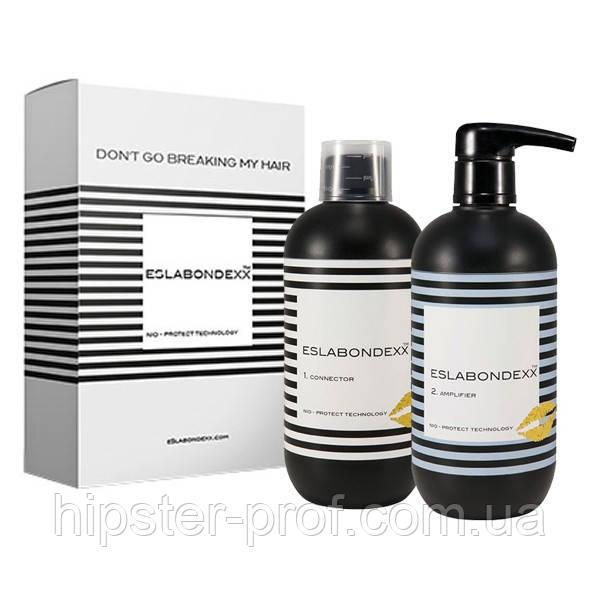 Набор для защиты волос Eslabondexx Salon Kit