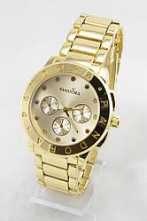 Наручные,  женские часы стильные Pandora