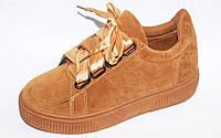Модные женские кроссовки-криперы р. 36-41