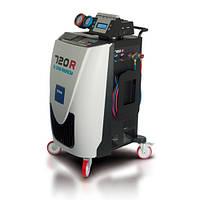 Полуавтоматическая установка для заправки и обслуживания кондиционеров автомобилей KONFORT 720R