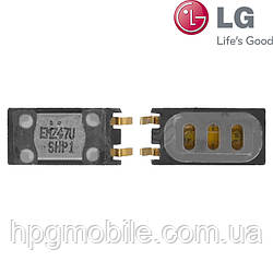 Динамик (speaker) для LG G3 D850, D855, D856, LS990, D722, L90, G3s D724, D722, оригинал