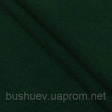 Ткань пальтовая полушерстяная буклированная (6836) Зелёный