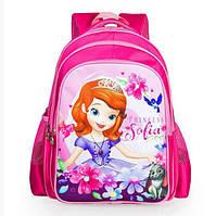Школьный рюкзак для девочки Принцесса