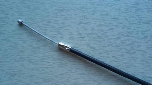 Трос газа L-1645 мм (178F-186F), фото 2