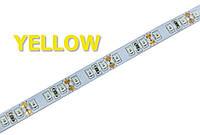 Светодиодная лента SMD2835 120d/m IP33  YELLOW (желтый)