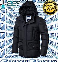 Куртка зимняя классика Браггарт - 4260#4261 черный