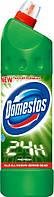 Дезинфицирующее средство для чистки унитаза Domestos 24 H plus 750 Мл