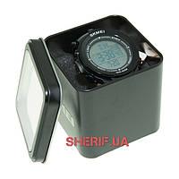Часы Skmei DG1127 Black-White BOX