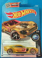 Базовая машинка Hot Wheels Bullet Proof