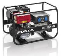 Бензиновый генератор Honda EC5000 GV (5 кВт)