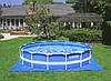 Каркасный бассейн басейн Intex 28236. Сборный Metal Frame 457 x 122 см Басейн круглый, фото 2