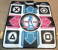 Танцевальный коврик USB ковер для ПК ноутбука степмания со стрелками