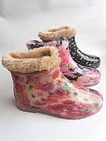 Ботинки реалплакс с чулком женские 37-41р