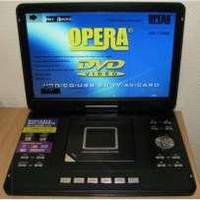 Портативный DVD-проигрыватель OP-1788, фото 1