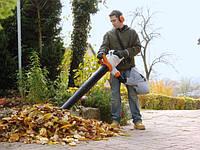 Основное предназначение садового пылесоса, критерии выбора