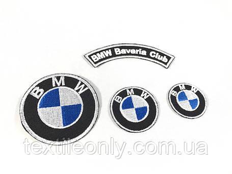 Нашивка BMW Bavaria Club  (бмв бавария клуб) , фото 2