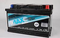 Аккумулятор 75Ah 4 Max (700A) на Renault Trafic с 2001… 4 MAX (Польша), 0608-03-0007Q