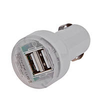 Адаптер автомобильный USB 001