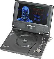 Портативный DVD-проигрыватель Hyundai 733
