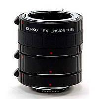 Макрокольца Kenko DG EXTENSION TUBE для Nikon AF