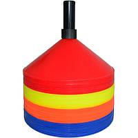 Маркер тренировочный SWIFT Marker cone, set of 48 pcs with holder