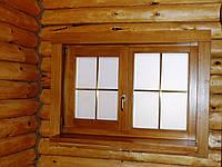 """Окна для сауны """"поворотное"""""""