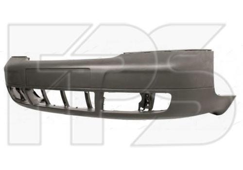 Передний бампер Audi A6 01-05 без отв. омывателя (FPS)