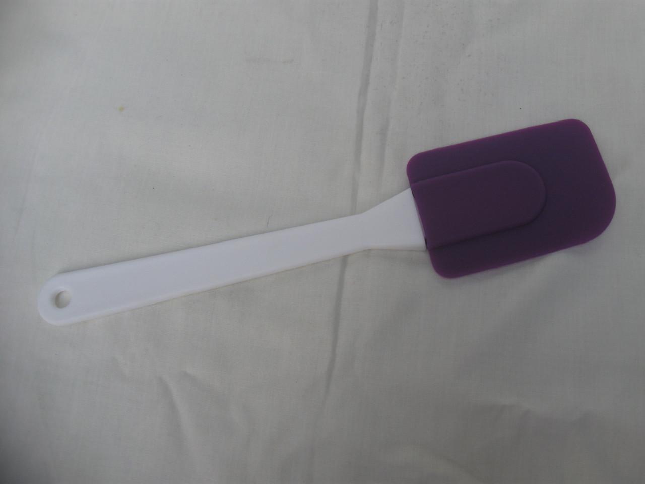 Лопатка силиконовая, 55/50 (цена за 1 шт. + 5 гр.)